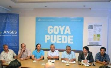 Goya compró tierras para la construcción de 180 viviendas del Procrear y la terminal