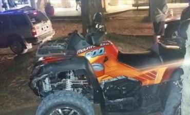Un niño correntino murió en un accidente en cuatriciclo en Cariló