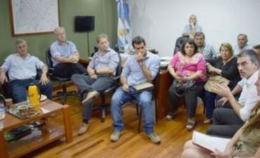 La Nación acuerda el desarrollo territorial para 10 localidades