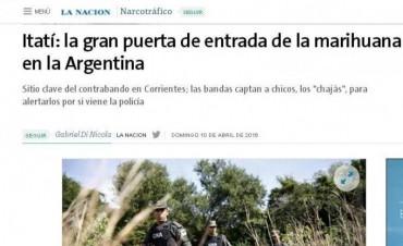 Itatí abastecería con droga a siete provincias