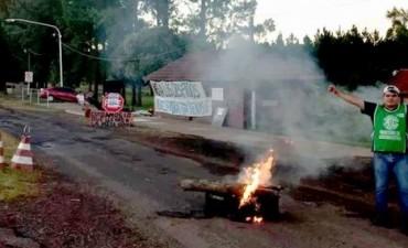 Protestas por despidos en organismos públicos