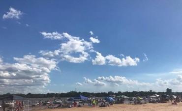 Por la tragedia en el banco de arena, piden el respeto de zonas prohibidas para bañarse