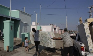Proyectan la construcción de más de 1.300 viviendas en toda la provincia