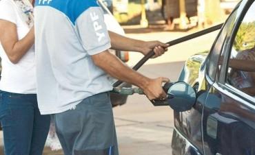 La nafta supero los 30 pesos en Corrientes