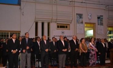 Alvear celebró su 151º aniversario con inauguraciones y anuncios de obras