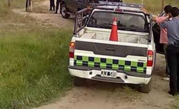 Alvear:mató a su esposa de un disparo en el cuello