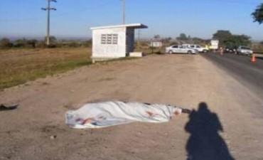 Mujer murió atropellada por esperar un colectivo