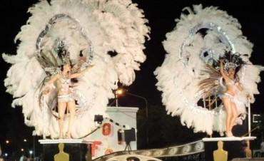 Fon Fon, campeona de los carnavales de Santo Tomé