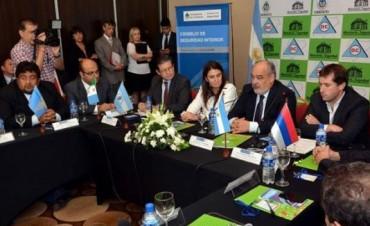 Corrientes adhirió al Programa Federal de Seguridad en la lucha contra el narcotráfico