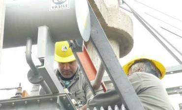 Dos colapsos energéticos dejaron sin luz y con baja tensión a Capital