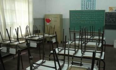 Paro docente en todo el país el lunes 29