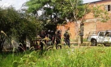 Corrieron a machetazos a padre de joven detenido por homicidio