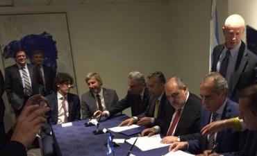 Tras la visita de Colombi a Estados Unidos llegarán a Corrientes US$25 millones para obras y programas
