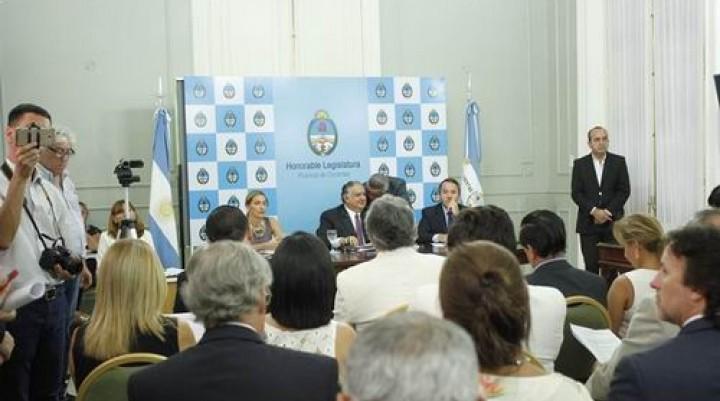 El pacto fiscal obtuvo la media sanción unánime de diputados