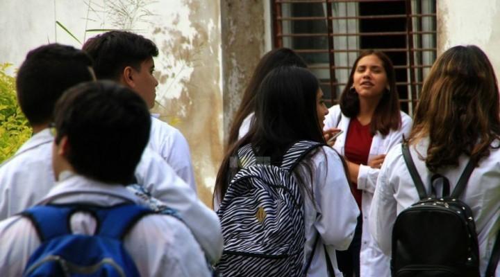 Más de 1.500 nuevos alumnos coparon Medicina en el inicio de las clases