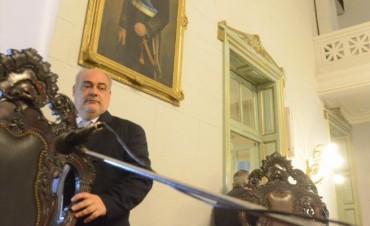 Colombi emitirá su mensaje de fin de gestión ante la Asamblea Legislativa