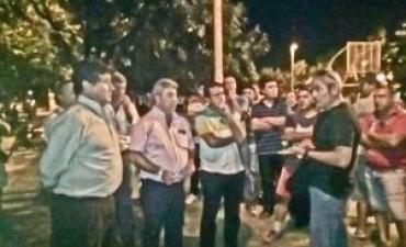 Policías definen el petitorio que será entregado el lunes al ministro