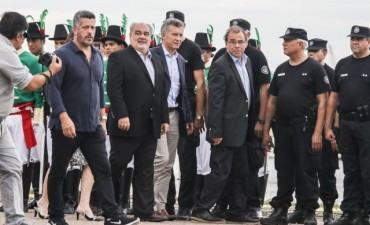 """Macri advirtió que """"la ley será aplicada a políticos, jueces y empresarios"""""""