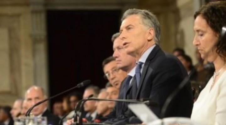 Macri volvió a insistir sobre las bondades de su gestión y que la inflación está bajando