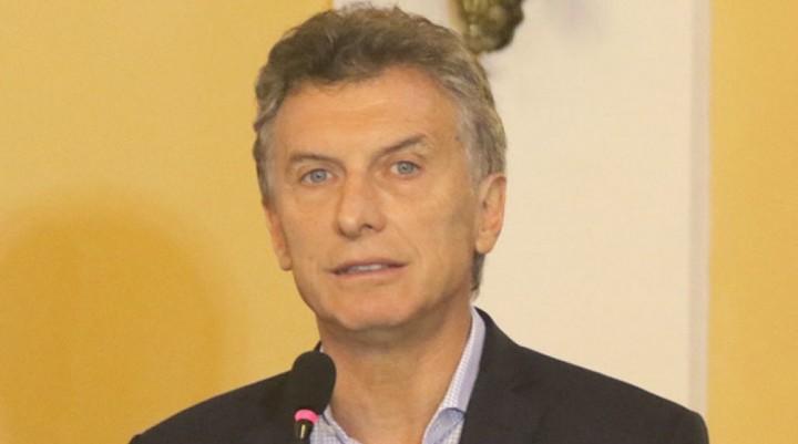 Macri eligió otra vez a corrientes