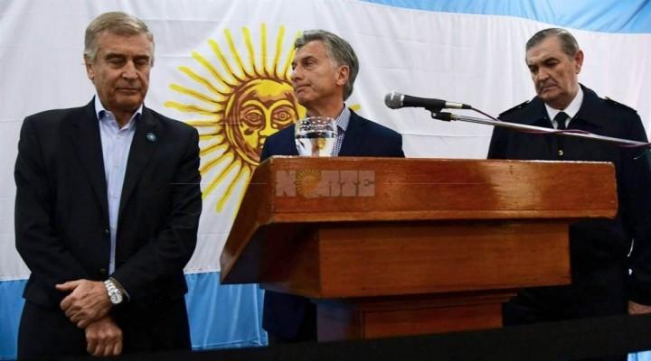"""Oscar Aguad: """"No lo hundió ni Gran Bretaña, ni Chile"""""""