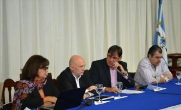 Libres: presentaron el plan de la red de gas para la ciudad, que comenzará en el Simeón Payba