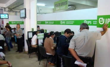 El IPS anunció traslado de aumentos a pasivos de varios municipios
