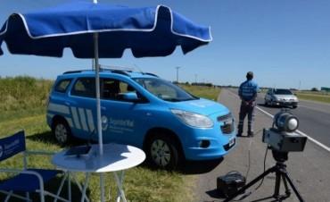Autorizan radares en rutas nacionales de 8 localidades correntinas