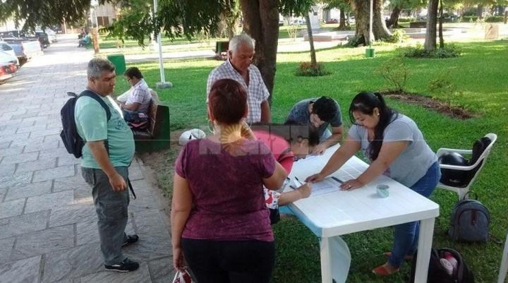 Tres municipios se suman a la campaña contra el tarifazo
