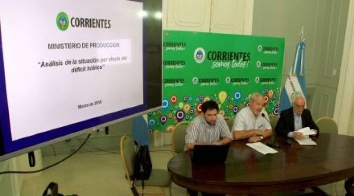 Se declaró el estado de emergencia agropecuaria por un año en Corrientes