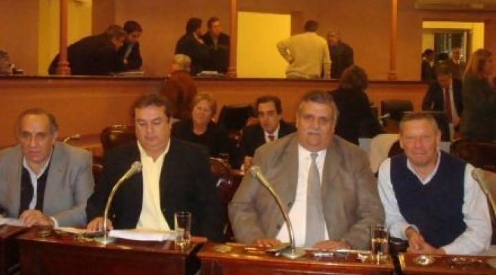 En Entre Ríos diputados radicales se fueron de Cambiemos