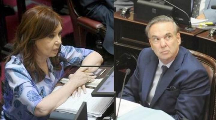 El PJ de corrientes, con Cristina
