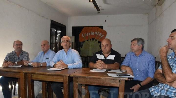 """Leconte acusó """"proscripción"""" de su lista en las internas del PL"""