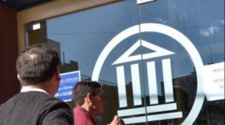 La Bancaria destacó elevada adhesión local a la huelga de 48 horas