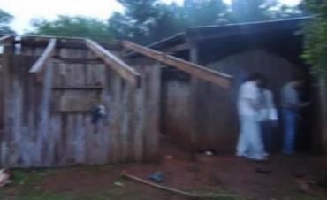 Una pareja en Misiones tenía a sus siete hijos abandonados, encerrados y desnutridos