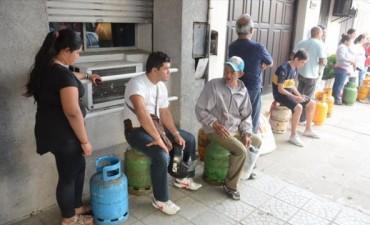 Gas: agilizan el carril judicial y el Congreso pide ampliar cupos