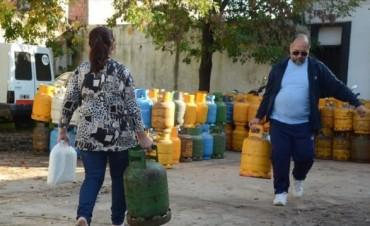 Por el frío, estiman que se mantendrá la demanda de gas