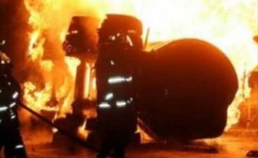 Murió uno de los heridos de la explosión del camión cisterna en Paso de los Libres
