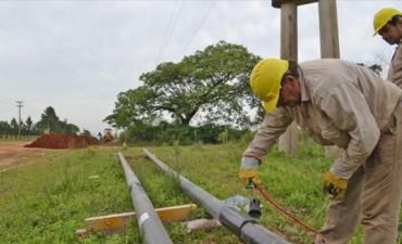 Gas natural: licitan la compra de cañerías para la conexión Curuzú - Colonia Libertad