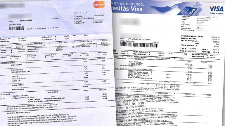 Aprobaron una ley que permite a los clientes recibir el resumen de la tarjeta por mail