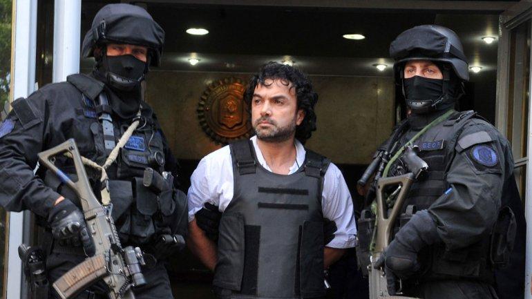 Ordenan extraditar a los EEUU al narco López Londoño, alias