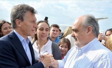 Colombi acompañará a Macri en la firma de un acuerdo con Paraguay por Yacyretá