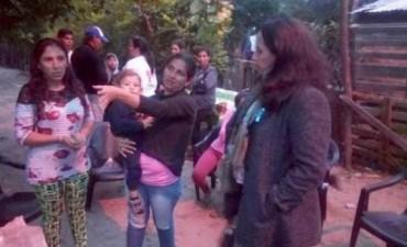 Sonia López, contra las