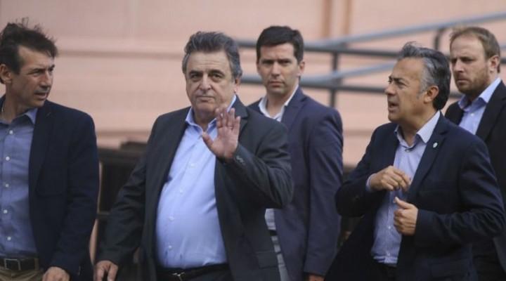 Macri se reunió con los dirigentes de Cambiemos y ratificó rumbo económico