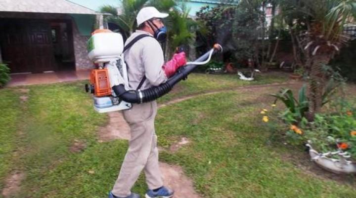 En saladas redoblan los operativos por el dengue