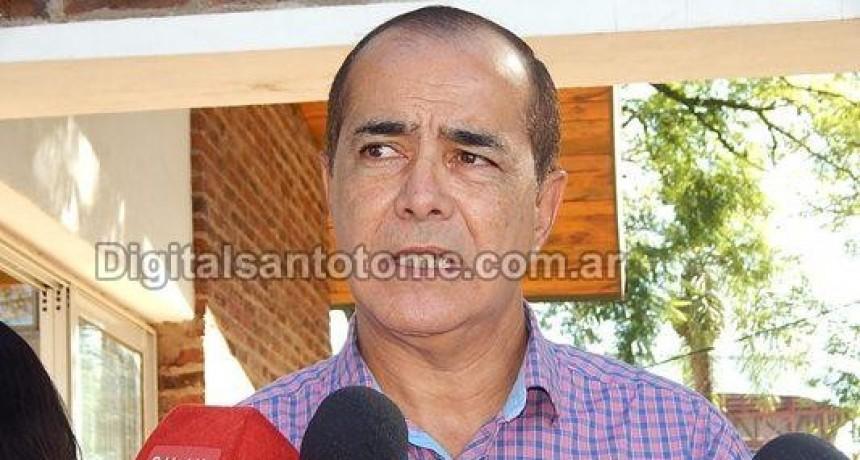 Mariano Garay confirmó oficialmente la visita del gobernador Gustavo Valdés