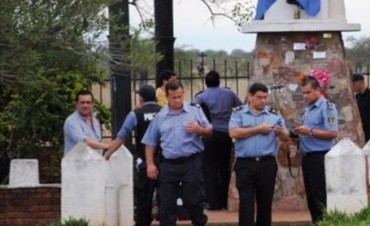 Hay dos detenidos por el asesinato del policía