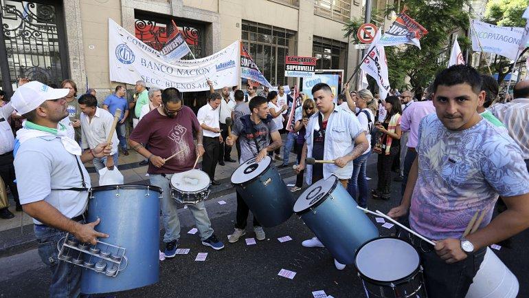 La Bancaria se suma a la protesta de la CTA y podría afectar a los bancos