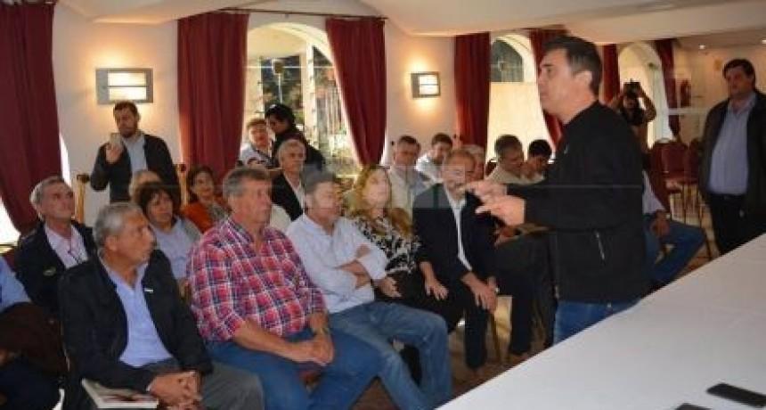"""La """"nueva"""" oposición nacional postergó su arribo a Corrientes"""