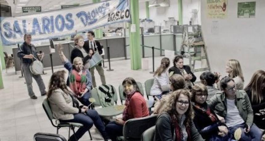 Alerta en el Ioscor: empleados analizan medidas de fuerza